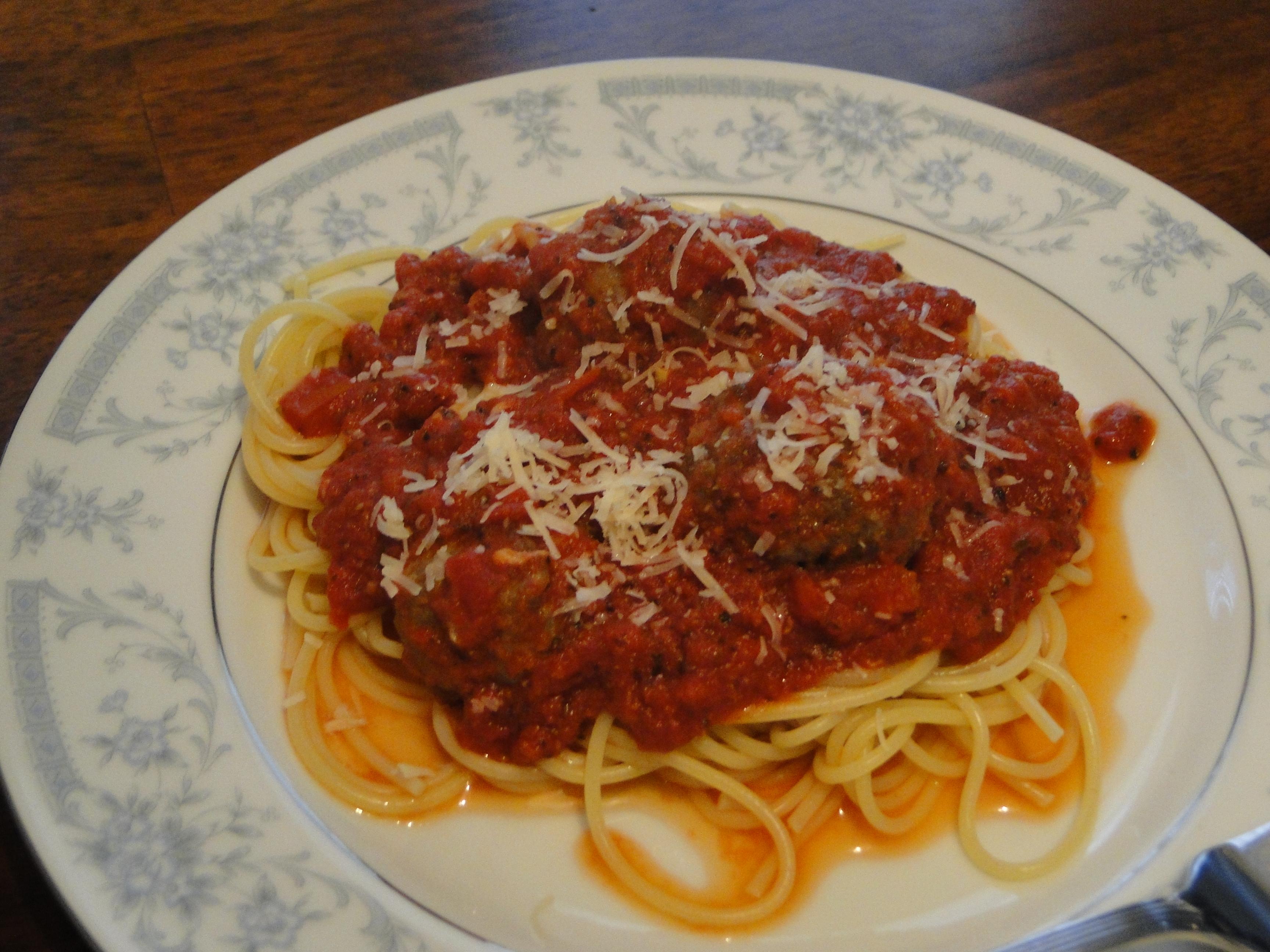 Homemade Spaghetti Sauce A Joyful Servant
